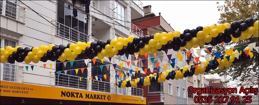 organizasyon balon süsleme